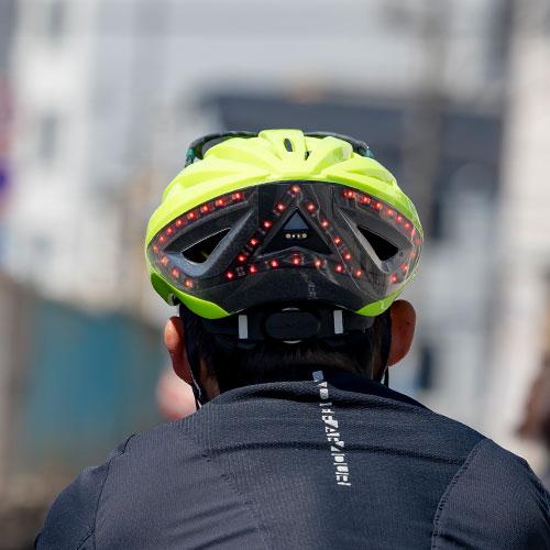 LUMOS Kickstart Electric Limeの写真